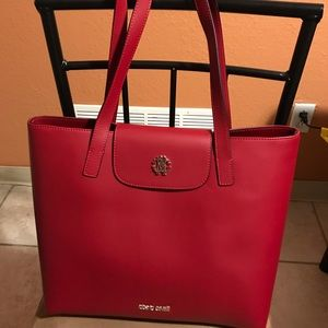 NWOT red purse